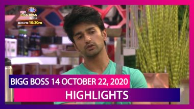 Bigg Boss 14 Episode 15 Updates|22 October 2020: Nishant Becomes First Captain
