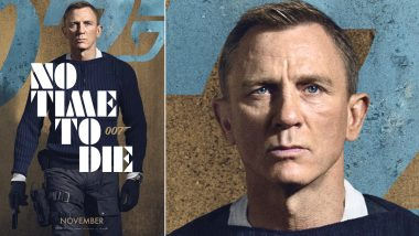 No Time To Die Movie: Here's All You Need To Know About Daniel Craig's Latest James Bond Film