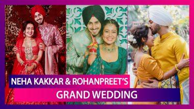 Neha Kakkar & Rohanpreet Singh Are Married; Alia Bhatt, Ranbir Kapoor Celebrate Soni Razdan's Birthday; Sara Ali Khan, Ibrahim Ali Khan, Soha Ali Khan & Kunal Kemmu Seen At Saif Ali Khan's Residence