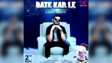 YouTube Sensation Ajey Nagar AKA Carry Minati to Feature in Salim-Sulaiman Song 'Date Kar Le' (Read Tweet)