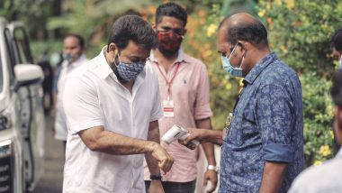 Mohanlal Shares Pic of Going Through COVID-19 Screening on the Sets of Drishyam 2