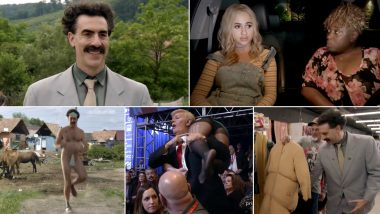 Borat Subsequent Moviefilm Trailer: The Sequel Of Sacha Baron Cohen's Film Is Ready To Release And It Looks Interesting (Watch Video)