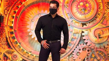 Bigg Boss 14: Salman Khan Shares First Pic From BB 14 Sets In An All Black Avatar