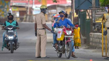 Helmet Mandatory: Karnataka Government to Suspend Driving Licence of 2-Wheeler Riders For 3 Months If They Ride Without Helmet