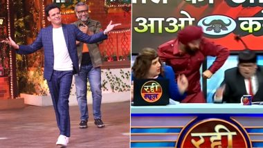 The Kapil Sharma Show: 5 Funny Moments in Manoj Bajpayee-Anubhav Sinha Episode That Won Us Over