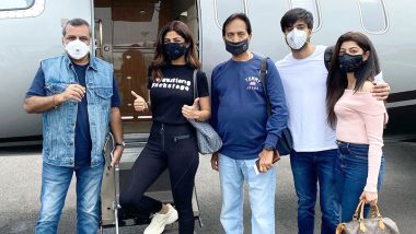 Hungama 2: Shilpa Shetty, Paresh Rawal Take Off to Manali to Shoot for Their Upcoming Comedy-Drama (View Post)