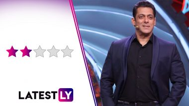 Bigg Boss 14 Grand Premiere Review: Salman Khan's Reality Show Begins on a Slow and a Convoluted Note