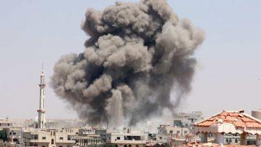 Russian Air Strikes Kill 34 Turkey-Backed Rebels of Failaq al-Sham Faction in Idlib Province of Syria