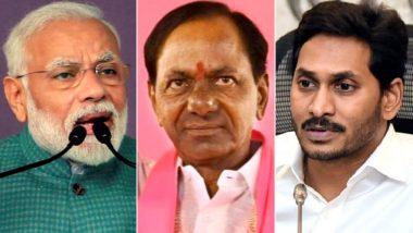 Telangana, Andhra Pradesh Rains: PM Narendra Modi Assures Help to KCR And Jagan Mohan Reddy