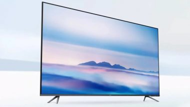 Oppo TV S1 55-Inch & Oppo TV R1 65-Inch Launched in China