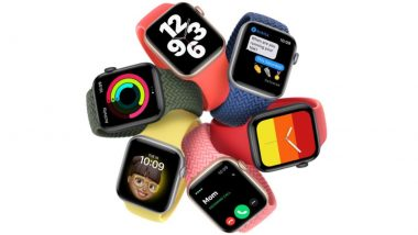 Apple Watch SE Users in South Korea Report Overheating Issues