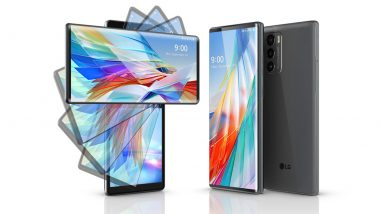 LG Wing Dual-Rotating Screen Smartphone to Be Launched in India on October 28, 2020