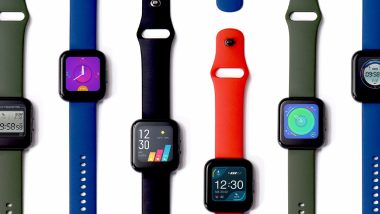 Realme 'Watch S' to Make Global Debut on November 2, 2020: Report