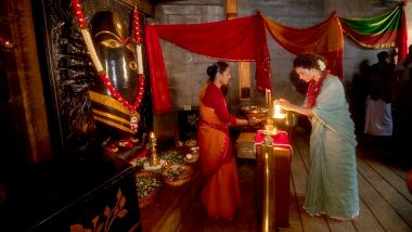 Navratri 2020: Kangana Ranaut Beautifully Explains the Significance of the Holy Festival (Read Tweet)