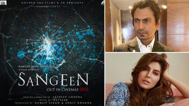 Sangeen: Sacred Games Stars Nawazuddin Siddiqui And Elnaaz Norouzi Collaborate For Jaideep Chopra's Film!