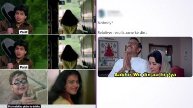 DDLJ Funny Memes and Jokes: It's Been 25 Years, SRK-Kajol Starrer Movie Is Still a Hit on Social Media, Thanks to Its Iconic Scenes and Dialogues