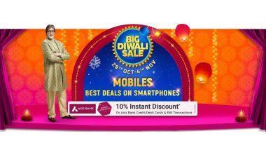 Flipkart Big Diwali Sale 2020: Discounts on Poco C3, Vivo V20, iPhone XR, LG G8X & More