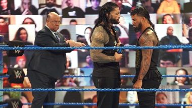 WWE SmackDown Oct 30, 2020 Results and Highlights: Jey Uso Defeats Daniel Bryan to Represent Blue Brand at Survivor Series; Roman Reigns Orders His Cousin to Assault Leader of the 'Yes!' Movement (View Pics)
