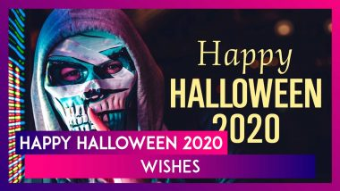 Happy Halloween 2020 Wishes, Messages & Greetings to Send on the Spooky Festival