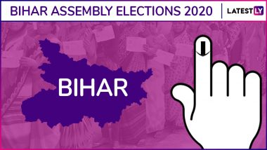 Bihar Assembly Elections 2020 Phase 1 Voting Live News Updates: Two Improvised Explosive Devises Recovered & Defused in Aurangabad's Dhibra Area