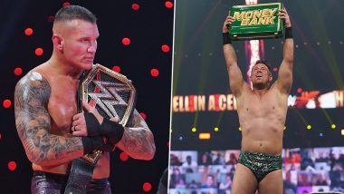 WWE Hell in a Cell 2020 Results and Highlights: Randy Orton Defeats Drew McIntyre to Become 14-Time World Champion; The Miz Bags Money in the Bank Contract (View Pics)