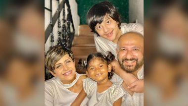 Mandira Bedi and Husband Rraj Kaushal Welcome Home 4-Year-Old Baby Girl Tara Bedi Kaushal (View Post)