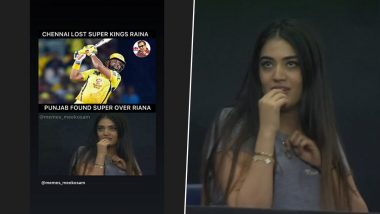 Riana Lalwani, the Super Over Girl Who Made Waves During MI vs KXIP IPL 2020 Match, Shares Funny Meme on Herself Becoming Famous