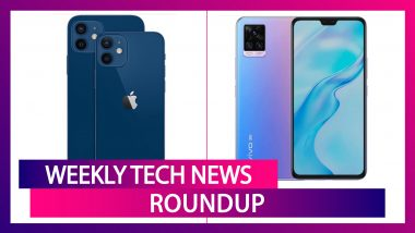 Weekly Tech Roundup: iPhone 12, OnePlus 8T, Vivo V20, PS5, Galaxy S21 & More
