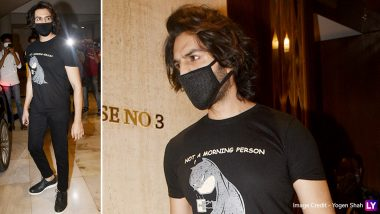 Kartik Aaryan Flaunts New Long-Hair Makeover and We Are Totally Singing 'Ude Jab Jab Zulfein Teri' (See Pics)