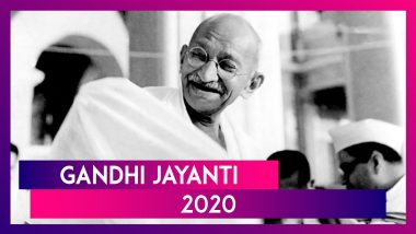 Gandhi Jayanti 2020: Know Why Is Mahatma Gandhi Referred To As 'Bapu' & 'Father Of The Nation'