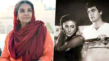 Smita Patil Birth Anniversary: Husband Raj Babbar and Shabana Azmi Pay Tribute to the Late Actress (Read Tweets)
