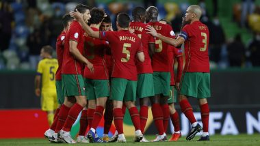 CRO vs POR Dream11 Prediction in UEFA Nations League 2020–21: Tips to Pick Best Team for Croatia vs Portugal Football Match