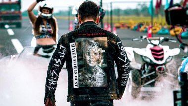 Salman Khan Begins Shooting For Radhe Wearing A 'Not Louis Vuitton' Jacket (See Pic)