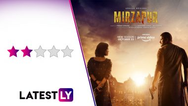 Mirzapur 2 Review: Darker, Meaner and Slower!
