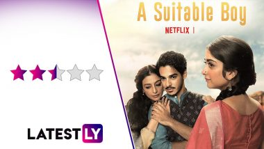 A Suitable Boy Review: Tabu and Ishaan Khatter's Mini-Series Is Not a 'Suitable' Adaptation for the Book Fans!
