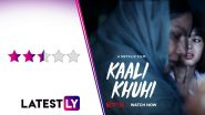 Kaali Khuhi Movie Review: Ghosts of Female Infanticide Come to Strike Fear in Shabana Azmi's Well-Meaning but Predictable Netflix Film
