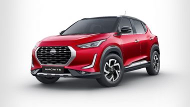 2020 Nissan Magnite Sub-Compact SUV to Be Launched in India on December 2, 2020