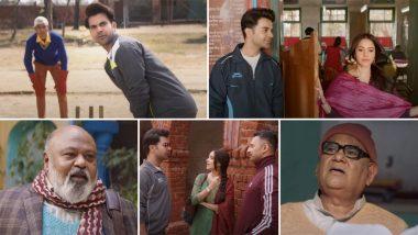 Chhalaang Trailer: Rajkummar Rao, Nushrratt Bharuccha, Mohammed Zeeshan Ayyub's Social Comedy From Heartlands of India Looks Endearing (Watch Video)