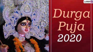 Durga Puja 2020 Virtual Celebration Ideas: From Online Mukh Darshan to Enjoying Pujor Bhog at Home, 5 Ways to Celebrate Navratri at Home