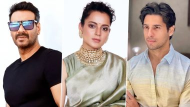 Happy Dussehra 2020: Ajay Devgn, Kangana Ranaut, Sidharth Malhotra Wish Fans On The Auspicious Occasion! (View Posts)