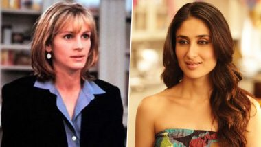 Julia Roberts Birthday Special: When Kareena Kapoor Khan, Preity Zinta, Uday Chopra Reprised Her Roles In Bollywood Remakes Of Her Movies