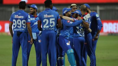 KKR vs DC, IPL 2020 Match 42 Preview: Delhi Capitals Looking to Put Campaign Back on Track Against Kolkata Knight Riders