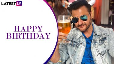 Sanjay Kapoor Birthday: 7 Pictures of the Birthday Boy That Prove He Ages Like Fine Wine