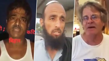 Accent Done Right! From Bihari Man Talking like an American to an Australian Speaking in Bhojpuriya Style, Videos That Are so Perfect That It Will Boggle Your Mind