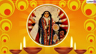 Vijayadashami 2020 Date in West Bengali: When Is Bijoya Dashami? From Shubh Muhurat to Significance, Know Everything About the Final Day of Durga Puja and Bid Farewell to Maa Durga