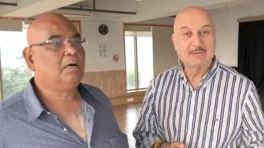 The Last Show: Anupam Kher, Satish Kaushik Share How Their Film on Friendship Was Shot In Pandemic