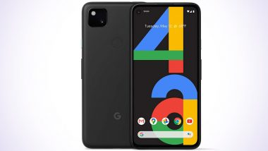 Flipkart Big Saving Days Sale 2021: Google Pixel 4a India Price Drops To Rs 26,999; Check Offers & Prices
