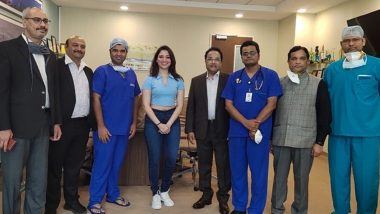 Tamannaah Bhatia Expresses Gratitude Towards Doctors, Nurses and Hospital Staff After Recovering From COVID-19 (View Post)