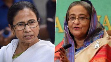 Durga Puja 2020: Bangladesh PM Sheikh Hasina Sends Gifts to West Bengal CM Mamata Banerjee