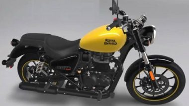 Royal Enfield Meteor 350 Motorcycle: 7 Things to Know